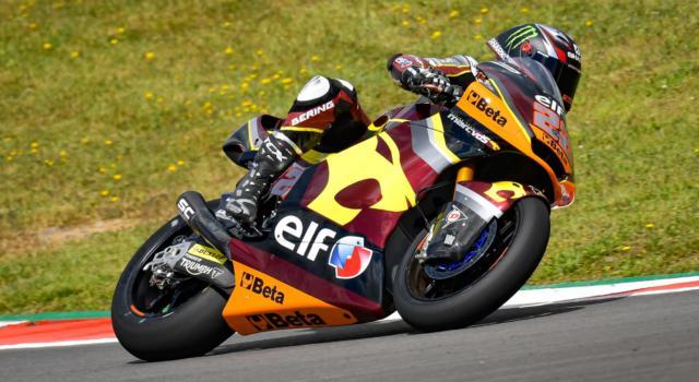 Moto2, Sam Lowes regola Raul Fernandez e Bezzecchi in FP2 a Le Mans. Di Giannantonio fatica ma è nei 14