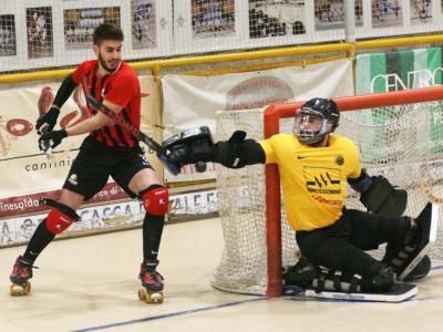 Hockey pista, Serie A1: finalmente Breganze! I veneti trovano la prima vittoria stagionale contro lo Scandiano