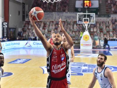 Basket, Serie A: Brindisi blinda il primo posto, ma Milano non molla