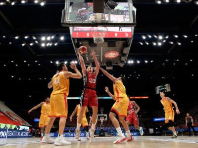 Pesaro-Olimpia Milano oggi: orario, tv, programma, streaming Serie A basket