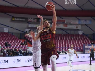 Basket, i migliori italiani della 28ma giornata di Serie A. Tonut lancia Venezia, Mian affonda Brindisi