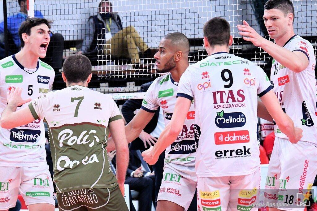 LIVE – Trento Olimpia Milano 16 20, gara 3 Playoff Serie A1 2020/2021 RISULTATO IN DIRETTA