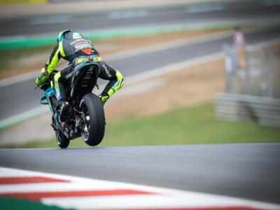 MotoGP, risultati e classifica FP2 GP Francia: Valentino Rossi risale ed è 9°. Morbidelli 5°, Bagnaia 12°