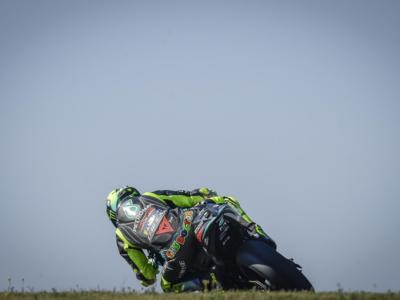 DIRETTA MotoGP, GP Spagna LIVE: Morbidelli e Bagnaia avanzano, out Rossi. FP4 dalle 13.30