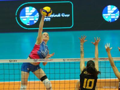 Volley femminile, play-off quarti: Monza batte 3-1 Chieri in gara3 e vola in semifinale