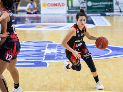 Basket femminile: Serie A1: la Geas vince il big match e chiude al quinto posto