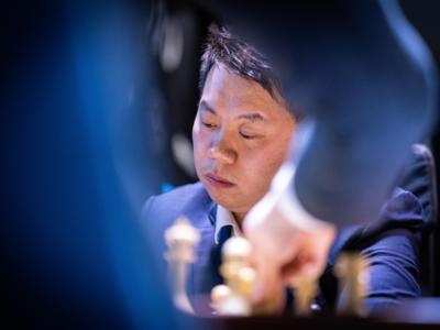 Scacchi, Torneo dei Candidati: Nepomniachtchi, sconfitta ininfluente. Wang Hao perde e si ritira dal professionismo