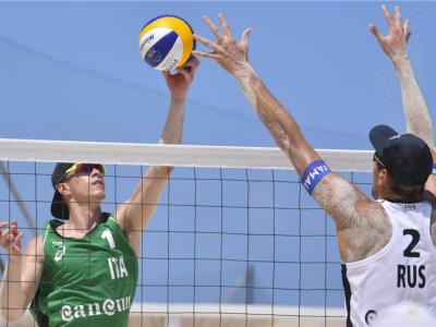 Beach volley, World Tour 2021 Cancun1. Rossi/Carambula e Lupo/Nicolai partono forte!