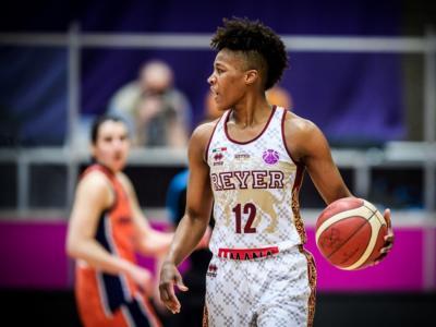 Basket femminile: Reyer Venezia, tremenda beffa finale. L'EuroCup 2021 è di Valencia con due liberi di Carrera Quintana