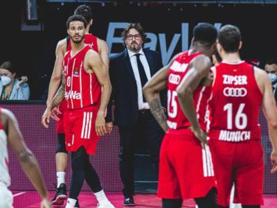 Basket, Eurolega 2021: alla scoperta del Bayern Monaco. Prima volta ai playoff con uno staff italiano