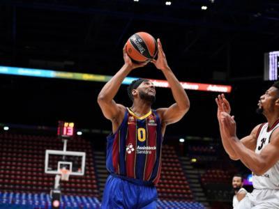 Basket, Playoff Eurolega 2021: il Barcellona supera lo Zenit al supplementare e pareggia la serie