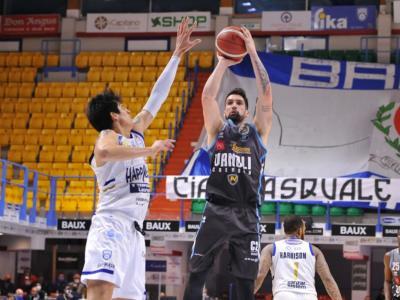 Basket, 28^ giornata Serie A 2021: una strepitosa Cremona espugna Brindisi nel posticipo