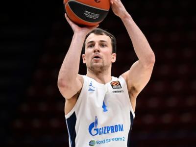 Basket, Playoff Eurolega 2021: impresa dello Zenit. I russi espugnano Barcellona in gara-1