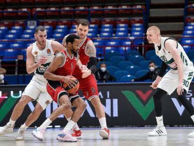 LIVE Panathinaikos-Olimpia Milano 86-83, Eurolega basket in DIRETTA: milanesi sconfitti al supplementare
