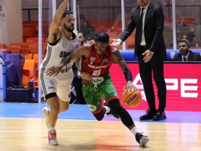 Basket, Champions League 2021: Brindisi crolla in Turchia e viene eliminata