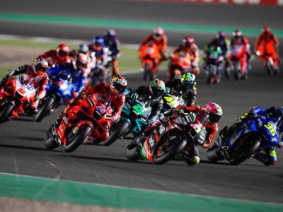 """MotoGP, Pagelle GP Doha: Quartararo vince """"alla Vinales"""", Zarco e Martin volano, Bagnaia e Miller frenano, Rossi sparisce"""