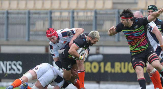 Rugby, Rainbow Cup 2021: le Zebre esordiscono a Edimburgo