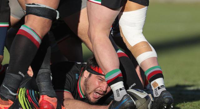Rugby, Rainbow Cup 2021: le Zebre cedono nella ripresa, l'Edimburgo vince