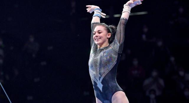 """Ginnastica, Giorgia Villa: """"Un trauma saltare le Olimpiadi, ora punto a Parigi 2024. Devo sistemare piede e schiena"""""""