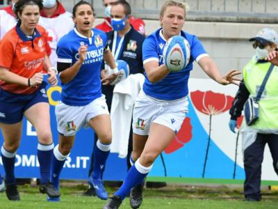 Rugby femminile, Sei Nazioni: Italia in Scozia per giocarsi il podio