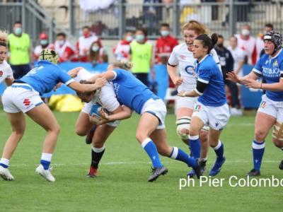 Rugby femminile, Sei Nazioni 2021: è una bella Italia, ma l'Inghilterra è troppo forte e alla fine dilaga