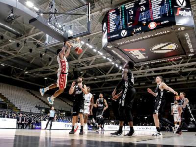 Olimpia Milano-Virtus Bologna oggi: orario, tv, programma, streaming Serie A basket