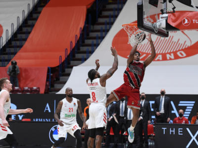 Basket, Eurolega 2021: Milano, una vittoria pesantissima, ma ora serve cambiare ritmo