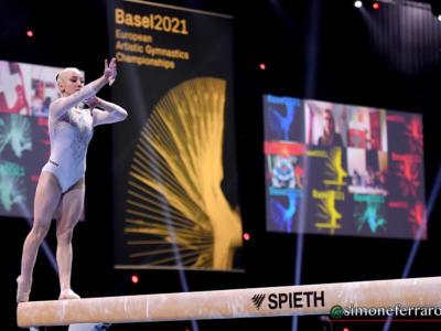 Ginnastica artistica oggi, Europei 2021: orari, programma, tv, streaming, italiani in gara