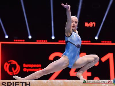 Ginnastica, Europei: Martina Maggio magica, sogna il pass olimpico! Ferrari show al corpo libero