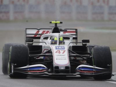 """F1, Mick Schumacher: """"Non è stato un GP di Imola facile, l'importante era arrivare al traguardo"""""""