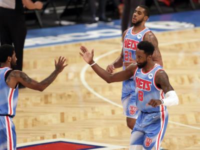 NBA 2020-2021, i risultati della notte (6 aprile): i Nets vincono il derby di New York, Melli vince ancora a Dallas