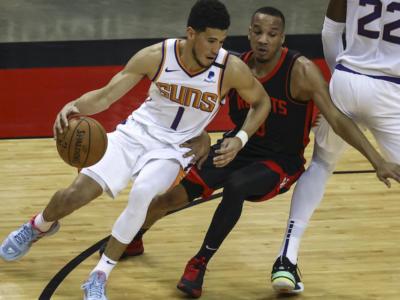 NBA 2020-2021, i risultati della notte (8 aprile): i Suns battono i Jazz all'overtime. Senza Gallinari gli Hawks vanno ko