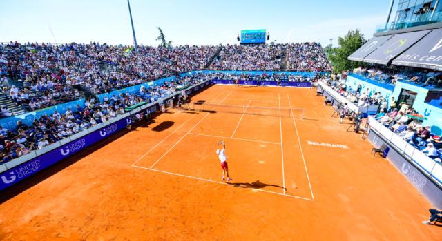 Tennis: calendario ATP 2021, un secondo torneo a Belgrado si affianca a Parma. Stoccarda per ora confermata