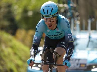 """Giro dei Paesi Baschi 2021, Ion Izagirre: """"Sono riuscito a vincere davanti ai miei tifosi"""""""