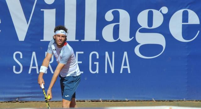 Tennis, ATP Cagliari 2021: Marco Cecchinato sconfitto in due set dal tedesco Hanfmann