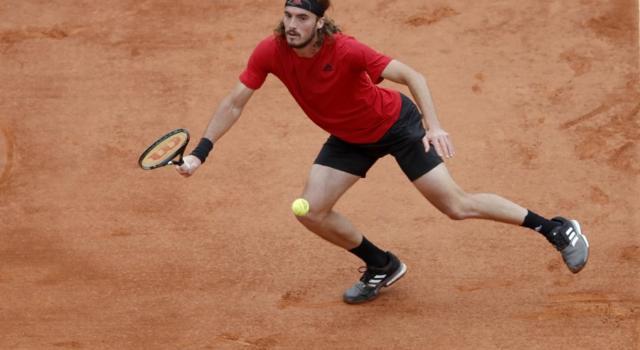 Masters 1000 Montecarlo: Stefanos Tsitsipas primo semifinalista, ritiro per Davidovich Fokina