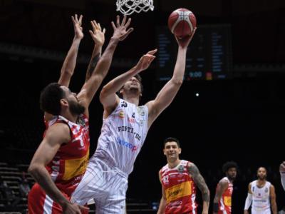 Basket, Serie A 2021: Pesaro espugna Bologna e vince la sfida playoff contro la Fortitudo