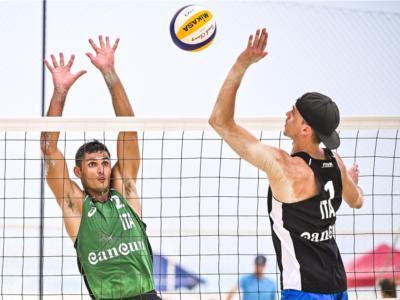 Beach volley, World Tour 2021 Cancun1. Rossi/Carambula da sogno: sono ai quarti! Lupo/Nicolai si fermano ancora agli ottavi