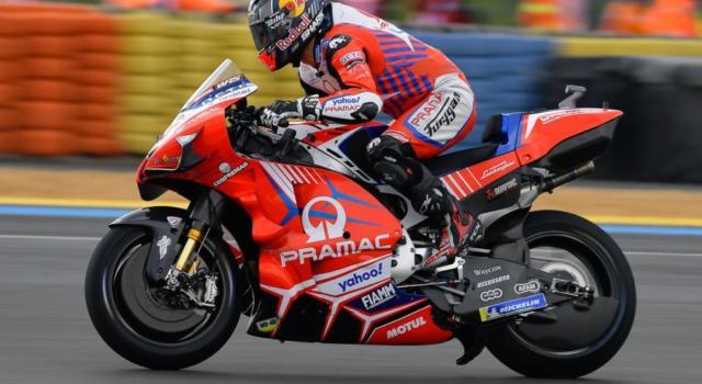 Griglia di partenza MotoGP, GP Germania: Zarco in pole! 10° Bagnaia, Valentino Rossi in sesta fila