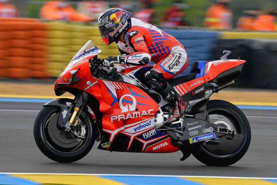 Griglia di partenza MotoGP, GP Germania: Zarco in pole position! Bagnaia 10°, Valentino Rossi 16°