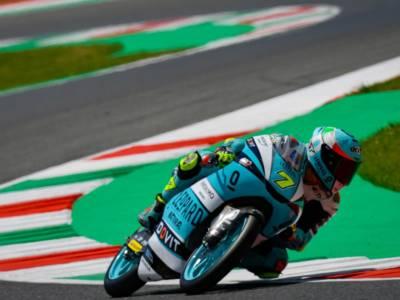 Moto3, risultati FP1 GP d'Olanda: Dennis Foggia detta il passo ad Assen. 5 italiani in top 10