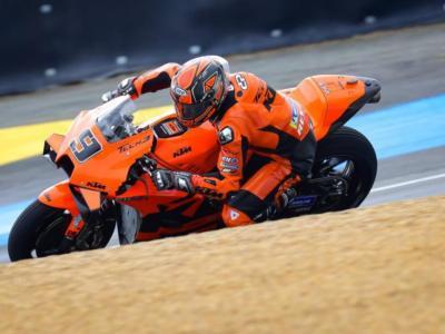 """MotoGP, Danilo Petrucci: """"Abbiamo trovato il problema che ci rallentava. Le Mans è una pista che mi piace"""""""