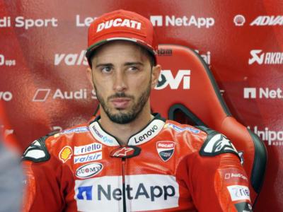 MotoGP, test per Andrea Dovizioso ad Aragon ed a Misano