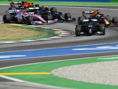 F1, 1000 spettatori sugli spalti per il GP di Spagna 2021