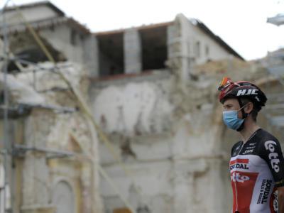 Giro di Polonia 2021, Nikias Arndt vince una quinta tappa caratterizzata dalle cadute. Terzo un ottimo Stefano Oldani