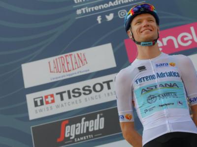 Giro d'Italia 2021, Aleksandr Vlasov lancia il guanto di sfida a Egan Bernal