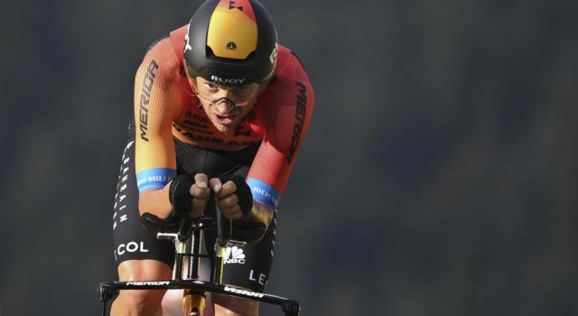 """Giro d'Italia 2021, Damiano Caruso: """"Oggi Bilbao il mio angelo custode. Podio? I sogni possono diventare realtà.."""""""