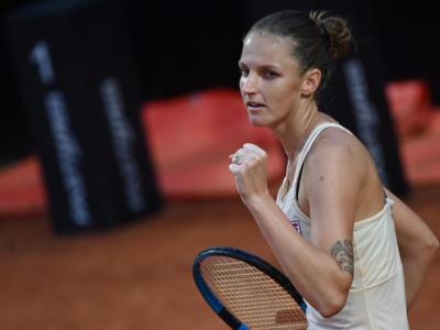 Internazionali d'Italia 2021, Karolina Pliskova è la prima finalista del WTA 1000 di Roma