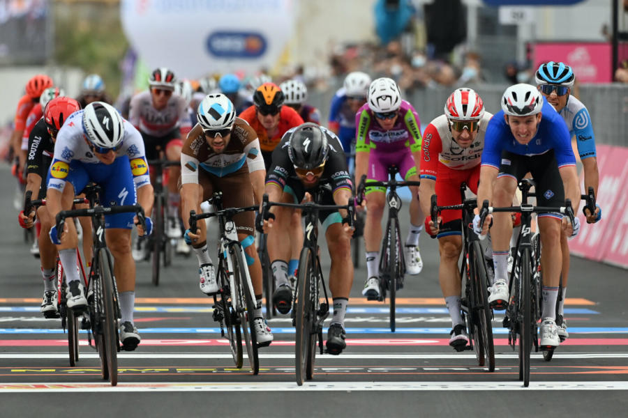Giro d'Italia 2021 oggi: orario Stupinigi Novara, tv, programma, streaming RAI ed Eurosport