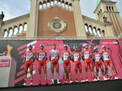 """Ciclismo, nessun problema con la licenza per la Androni: """"Tutti gli adempimenti verranno ultimati nei prossimi giorni"""""""